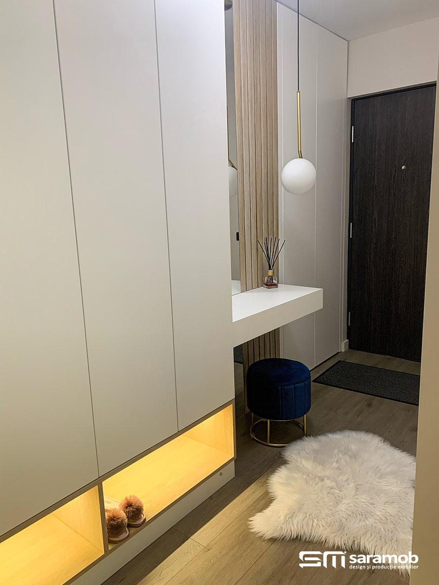 mobila comanda apartament oradea saramob productie mobilier rezidential