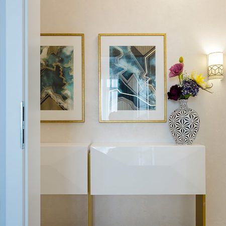 Productie mobilier rezidential penthouse prima residence mobila comanda saramob