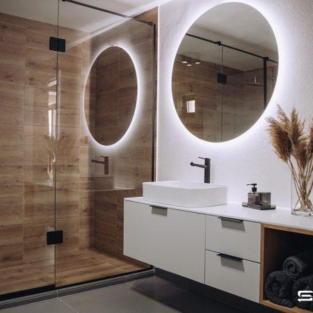 productie Mobilier rezidential Bright home saramob mobila comanda baie