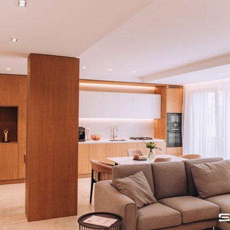 mobila comanda living bucatarie apartament saramob oradea